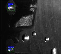 Oberflächenkontrolle Anwendungsbeispiele Gewindekontrolle