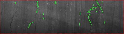 Oberflächenkontrolle Anwendungsbeispiele Stahlrohre